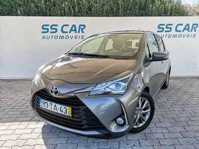 usado Toyota Yaris 1.0 VVT-i Comfort +PS Style+P.Techno