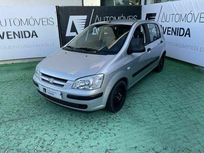 usado Hyundai Getz 1.1 I C/NOVO