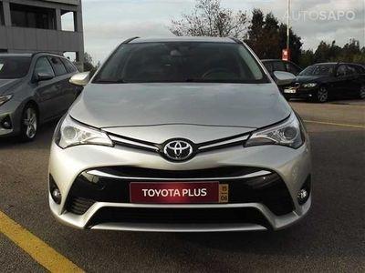 usado Toyota Avensis 1.6 D-4D Luxury+GPS