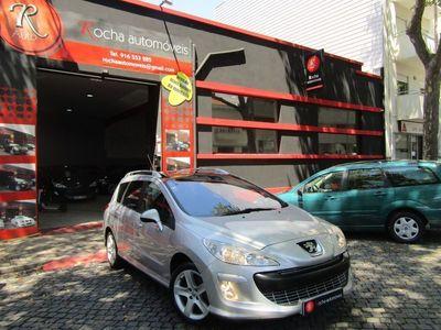 used Peugeot 308 SW SW 1.6 Hdi Executive Espantoso