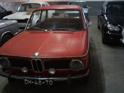 usado BMW 1600 (1969)