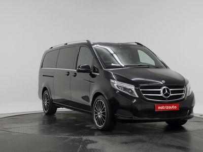 usado Mercedes V250 D LONGO AVANTGARDE