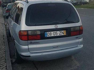 brugt VW Sharan 110cv