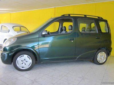 usado Toyota Yaris Verso 1.4D-4D -