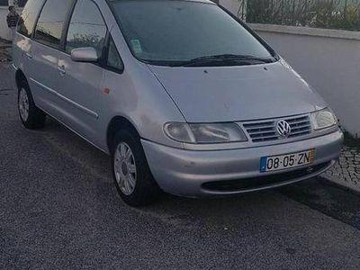 gebraucht VW Sharan 7Lug.