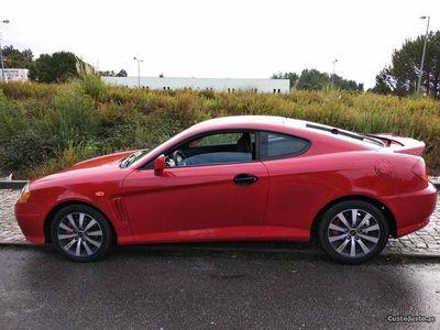 usado Hyundai Coupé FXtiburon
