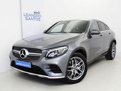 usado Mercedes GLC250 d Coupé AMG 4Matic