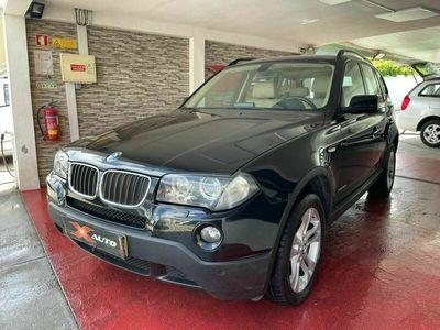 usado BMW X3 20D Xdrive Sport