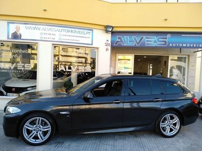 brugt BMW 535 TOURING Pack M AUTO