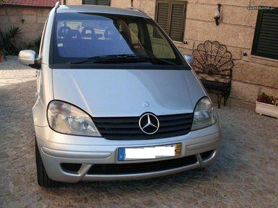 brugt Mercedes Vaneo 1.7 CDI Family