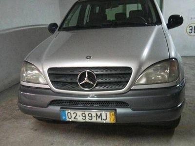 usado Mercedes ML230 sport