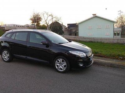 usado Renault Mégane Break 1.5 dci 110cv -