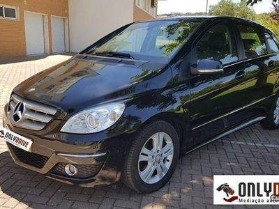 usado Mercedes B200 Cx/Aut 7Veloc 140cv