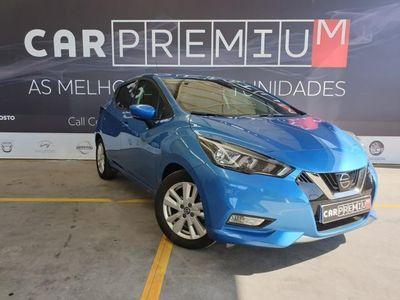 usado Nissan Micra 1.0 IG-T N-Connecta