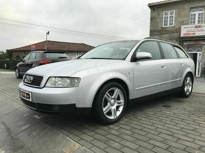 usado Audi A4 Avant 1.9TDI 130cv