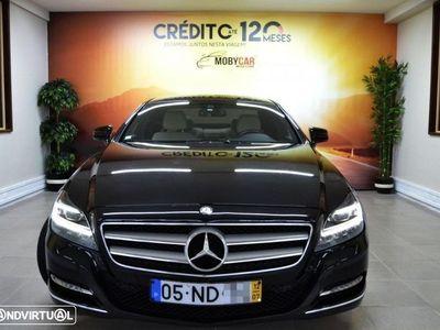 usado Mercedes CLS250 ClasseCDi BlueEfficiency