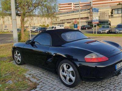 usado Porsche Boxster 2.5 205 cv