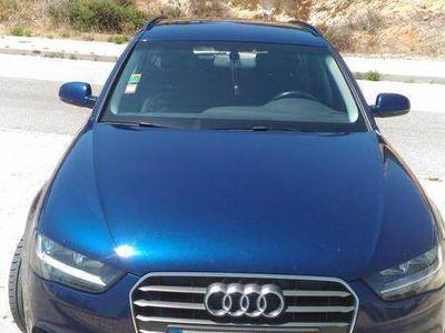 usado Audi A4 Avant 2.0-140CV-GPS