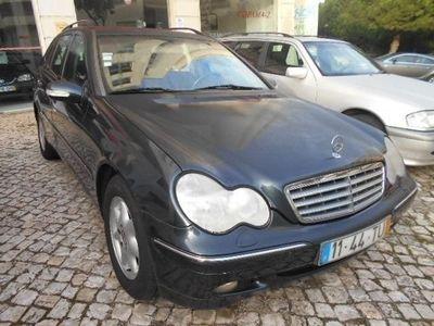 usado Mercedes C220 ClasseCDi Classic (143cv) (5p)