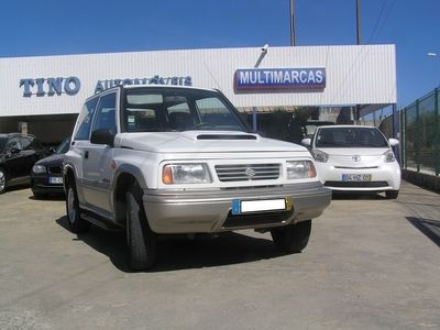 usado Suzuki Vitara JLX