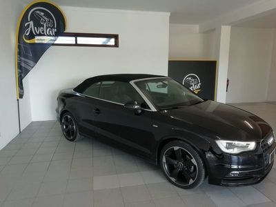 usado Audi A3 Cabriolet ---