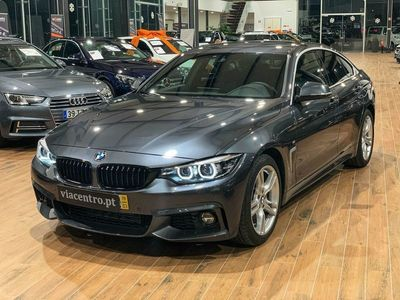usado BMW 420 Gran Coupé PACK M AUTO FULL LED, GPS, CAM. TRAS.