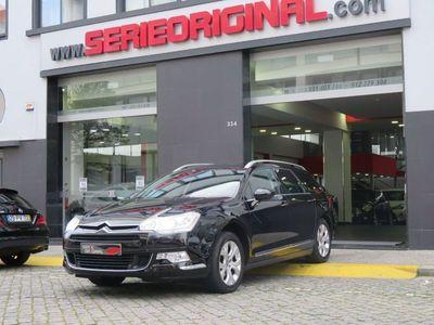 usado Citroën C5 Tourer 2.0 HDI EXCLUSIVE
