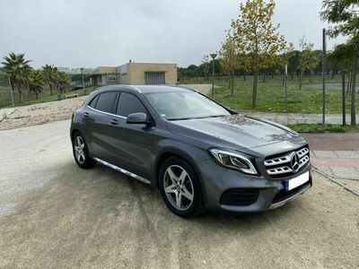 usado Mercedes GLA220 Classed DCT 2019