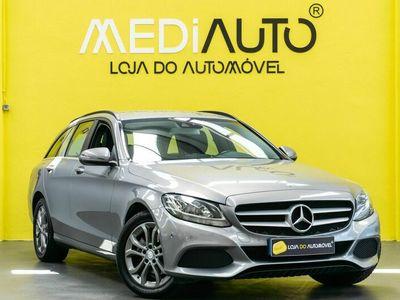 usado Mercedes C180 Bluetec Avantgarde