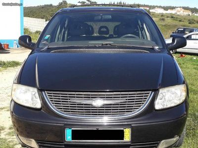 usado Chrysler Voyager 2.5 CRD 140CV