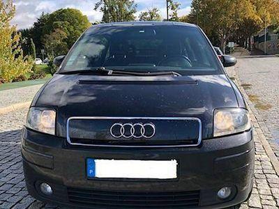 second-hand Audi A2 TDI SLine