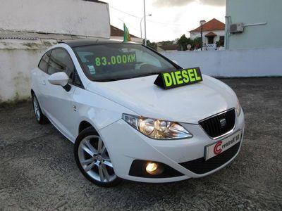usado Seat Ibiza SC 1.6 TDi 105cv Sport APENAS 83.000KMs SÓ 168€/MÊS PRESTAÇÕES FIXAS*