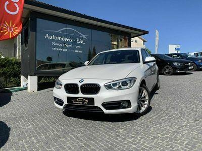 usado BMW 118 d Line Sport Auto