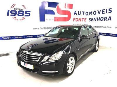 usado Mercedes E250