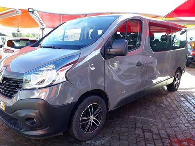 usado Renault Trafic 9L L2H1 1.6Dci GPS