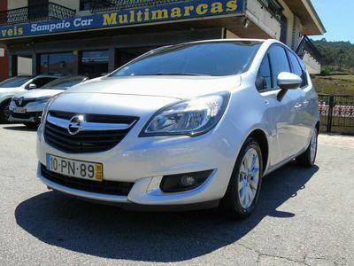 usado Opel Meriva 1.6 CDTi S/S (110cv) (5p)