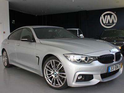 usado BMW 420 Gran Coupé D PACK M NACIONAL Auto