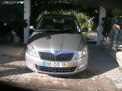 brugt Skoda Fabia FabiaTDI-Diesel