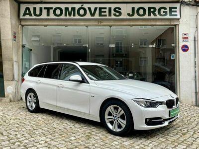 usado BMW 318 dA Line Sport