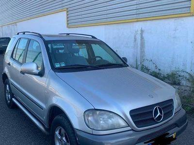usado Mercedes ML270 VCABA50