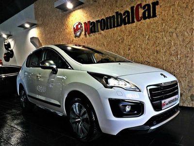usado Peugeot 3008 1.6 HDI CX AUTOMATICA ALLURE