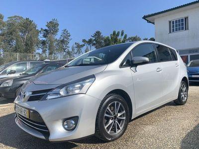 usado Toyota Verso 2.0 D-4d Exclusive