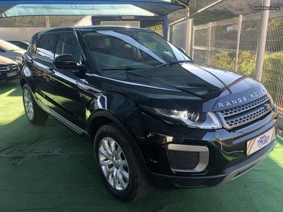used Land Rover Range Rover evoque 2.0 Ed4 SE Dynamic