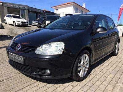 usado VW Golf 1.9 TDI BLM CONF.