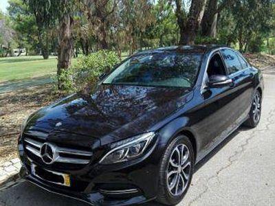 usado Mercedes C220 Avangarde +