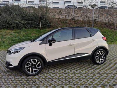 gebraucht Renault Captur 1.5DCi 90 Exclusive