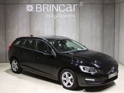 brugt Volvo V60 2.0 Momentum D. Geartronic