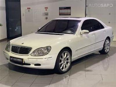 usado Mercedes S400 ClasseCDi Longo (250cv) (4p)
