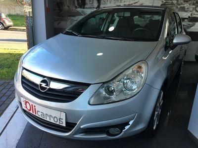 usado Opel Corsa 1.3 CDTI AR CONDICIONADO