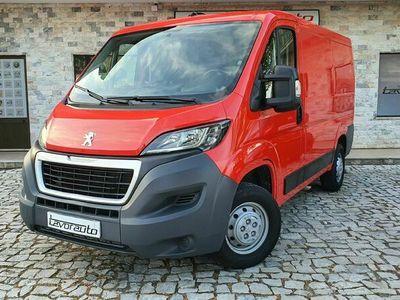usado Peugeot Boxer 2.2 HDI L1H1 (IVA DEDUTÍVEL)